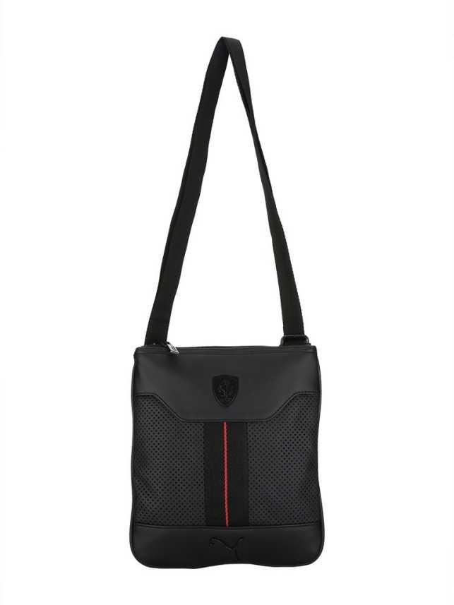 c233cbd94b Buy Puma Sling Bag Puma Black Online @ Best Price in India ...