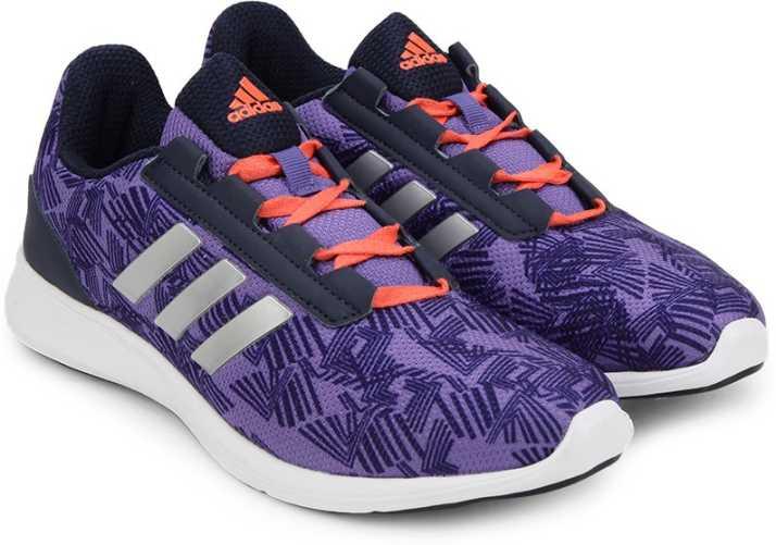 Adicto Exactitud carpintero  ADIDAS ADI PACER ELITE 2.0 W Running Shoes For Women - Buy  PURPLE/CPURPL/METSIL/CONA Color ADIDAS ADI PACER ELITE 2.0 W Running Shoes  For Women Online at Best Price - Shop Online for