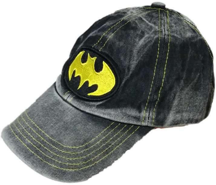 Friendskart Jeans Batman Cap Cap - Buy Friendskart Jeans Batman Cap ... 7033edd6d5a