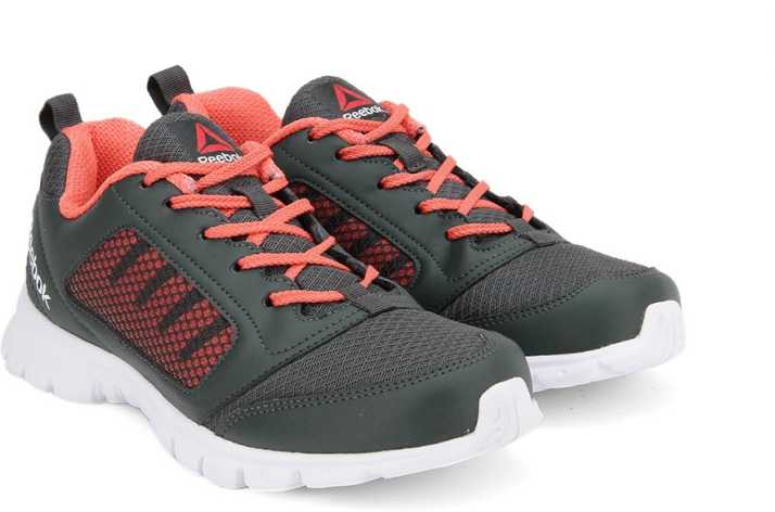 eec599bb51c REEBOK RUN STORMER Running Shoes For Women - Buy DARK SAGE FIRE CORAL WHT  Color REEBOK RUN STORMER Running Shoes For Women Online at Best Price -  Shop ...