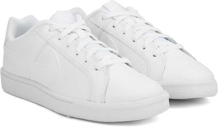 1743f00f5e Nike COURT ROYALE Sneakers For Men - Buy WHITE/WHITE BLANC/BLANC ...