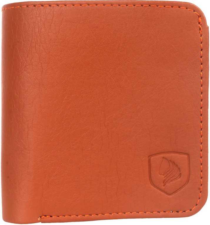 1ecd7e55ac8b9a LANDER Boys Tan Genuine Leather Wallet tan - Price in India ...