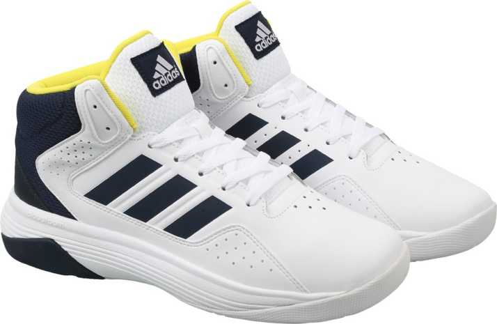 ADIDAS NEO CLOUDFOAM ILATION MID Sneakers For Men - Buy FTWWHT ... 64709830b28