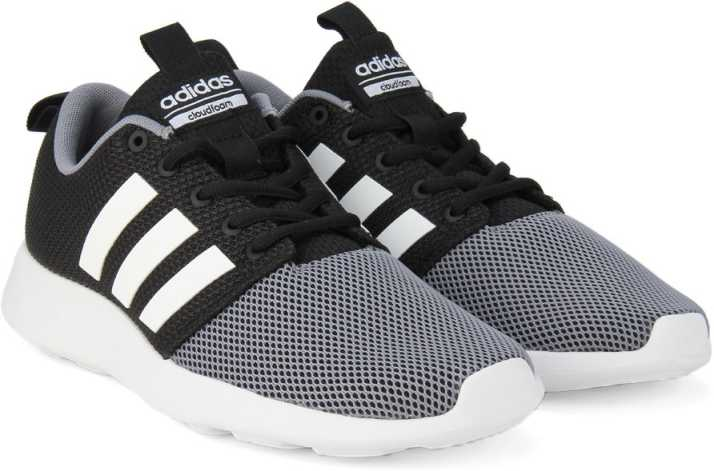 d29e89544 ADIDAS NEO CLOUDFOAM SWIFT RACER Sneakers For Men - Buy CBLACK ...