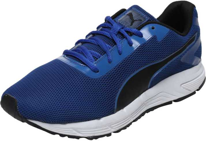 b819eb296ef Puma Engine IDP Running Shoes For Men - Buy Blue Color Puma Engine ...
