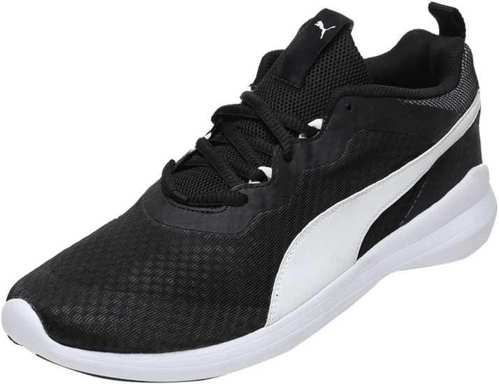Puma Pacer Evo IDP Running Shoes For Men - Buy Black Color Puma ... 00cf5e97c