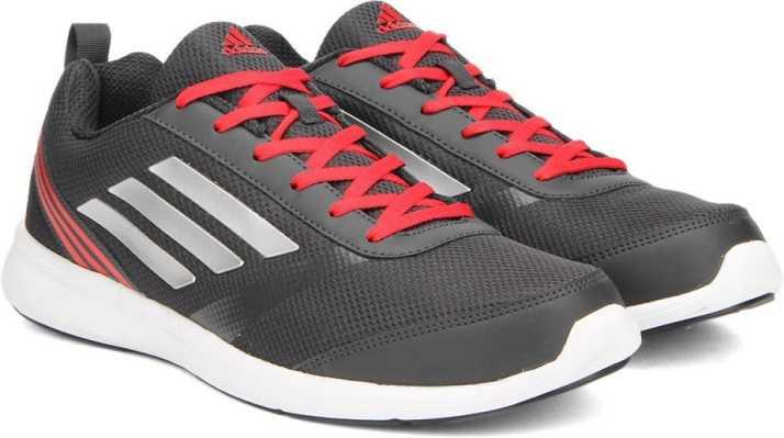 reputable site e9f4e 7ecca ADIDAS ADIRAY M Running Shoes For Men (Black)