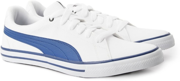 puma court point vulc idp sneakers off