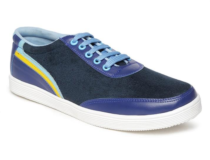Paragon Men Blue Casual Shoes Sneakers