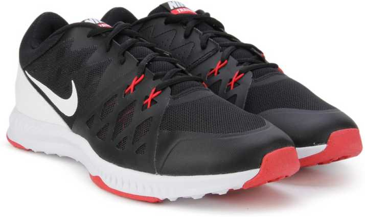cocodrilo constante Cañón  Nike AIR EPIC SPEED TR II Training Shoes For Men - Buy BLACK/WHITE ...