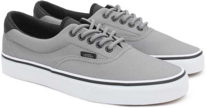 23bc3a0d2beb56 Vans ERA 59 Sneakers For Men - Buy (CANVAS MILITARY) FROST GRAY ...
