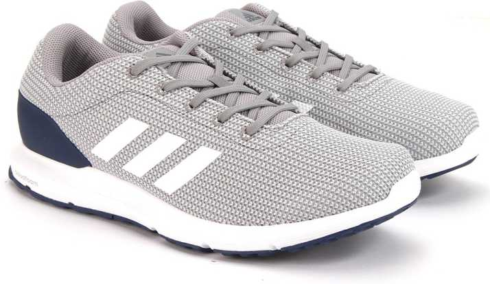 buy online 51bc5 ad36e ADIDAS COSMIC M Running Shoes For Men (Grey)