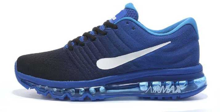 9e47f9de07 Airmax 2017 Walking Shoes For Men - Buy Blue Color Airmax 2017 ...