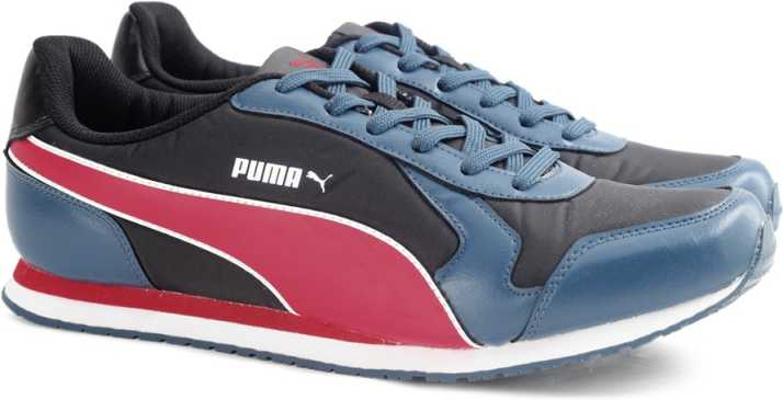 b041c9cd26f Puma Cabana IDP Sneakers For Men - Buy Puma Black-Sailor Blue ...