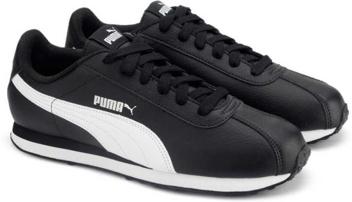 49811021fb837e Puma Turin Sneakers For Men - Buy black-white Color Puma Turin ...