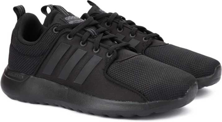 554c7993 ADIDAS NEO CF LITE RACER Running Shoes For Men - Buy CBLACK/CBLACK ...
