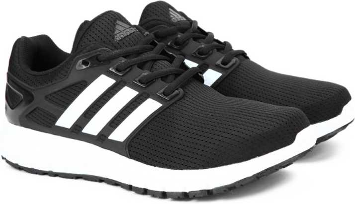 low priced another chance differently ADIDAS ENERGY CLOUD WTC M Running Shoes For Men - Buy CBLACK ...