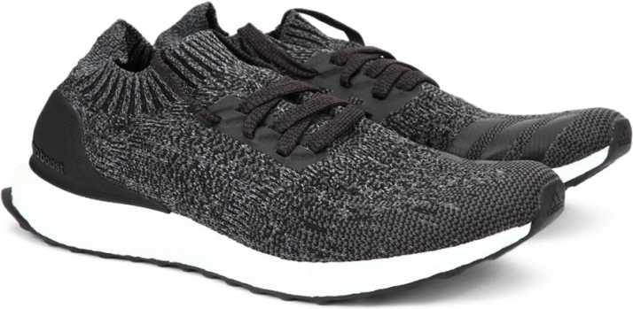 check out c4098 2e2a4 ADIDAS ULTRABOOST UNCAGED Running Shoes For Men (Black, Grey)