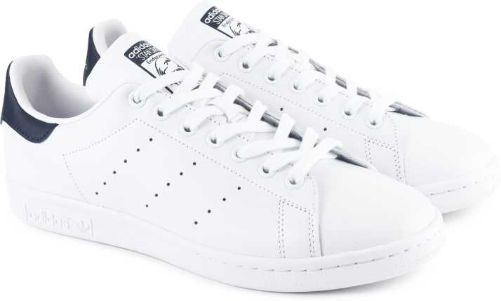info for 941b0 cfd86 ADIDAS ORIGINALS STAN SMITH Sneakers For Men (White)