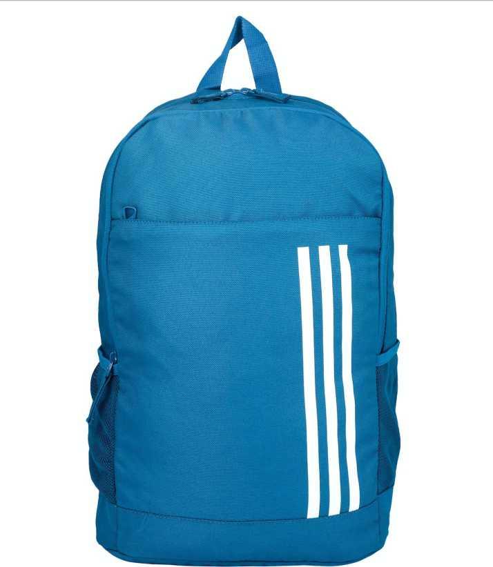 ADIDAS Classic 28 L Backpack Dark Marine - Price in India  ef6eb63042a01