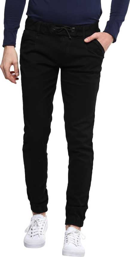 Urbano Fashion Slim Men Black Jeans Buy Urbano Fashion Slim Men
