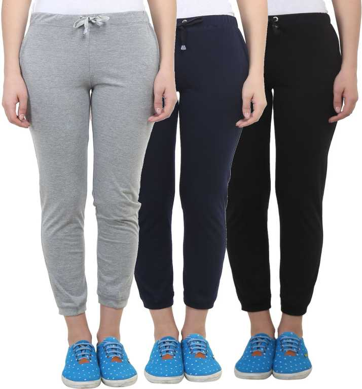 d980fa70 Vimal Jonney Solid Women's Multicolor Track Pants - Buy Vimal Jonney Solid  Women's Multicolor Track Pants Online at Best Prices in India | Flipkart.com