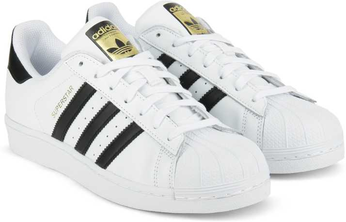 57fd655efadd8 ADIDAS ORIGINALS SUPERSTAR W Sneakers For Women - Buy FTWWHT CBLACK ...