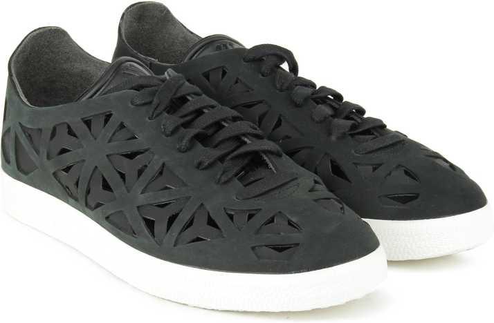 ADIDAS ORIGINALS GAZELLE CUTOUT W Sneakers For Women - Buy CBLACK ...
