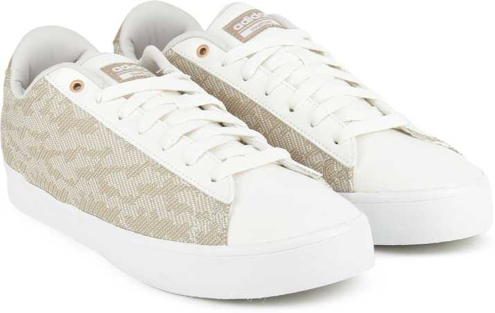 ADIDAS NEO CF DAILY QT CL W Sneakers For Women - Buy CWHITE PEAGRE ... 930ac6ca4