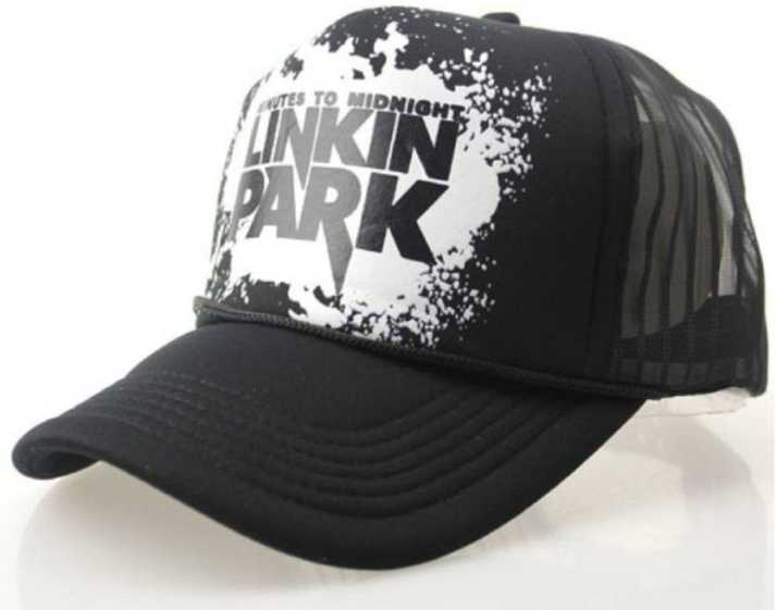 d948421e8ad Empower Earth Printed Linkin Park Cap - Buy Empower Earth Printed Linkin  Park Cap Online at Best Prices in India
