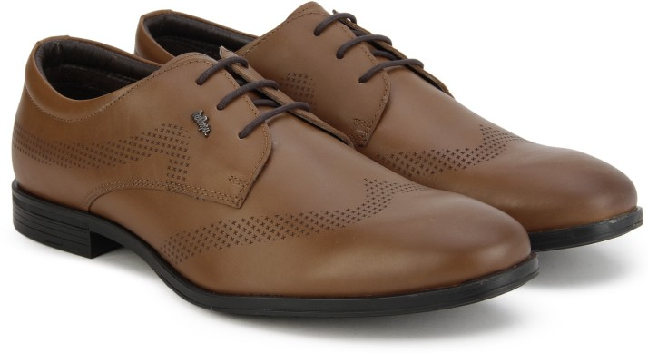 Lee Cooper Lace Up Shoes For Men - Buy