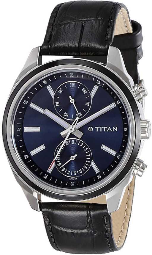a5d4f2dfe3 Titan 1733KL01 Neo Watch - For Men - Buy Titan 1733KL01 Neo Watch ...