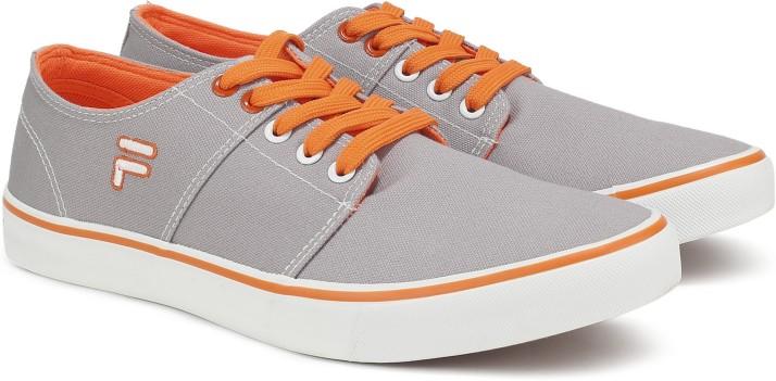 Fila OSCAR Canvas Shoes For Men - Buy