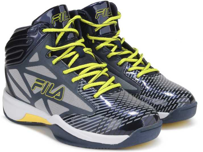 8ad31808 Fila ZONE BasketBall Shoes For Men