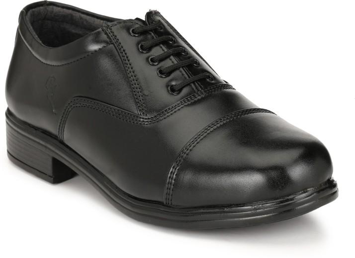 Color Formal Shoes Lace Up For Men