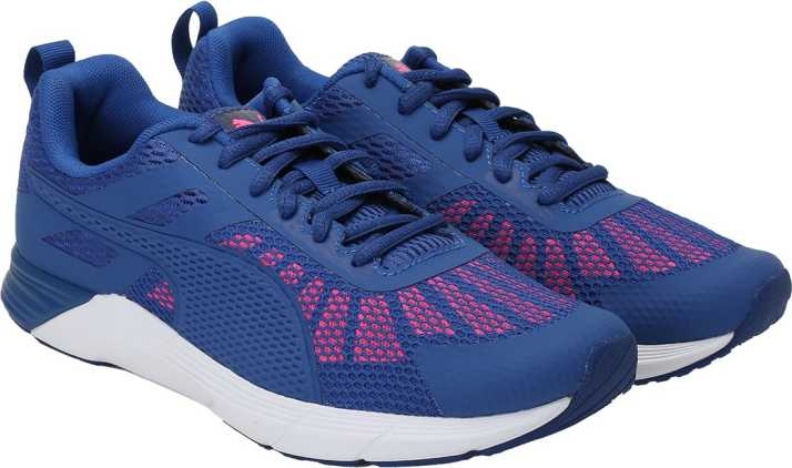 Puma Propel Wn s Running Shoes For Women - Buy TRUE BLUE-KNOCKOUT PINK  Color Puma Propel Wn s Running Shoes For Women Online at Best Price - Shop  Online for ... c8703bfb4