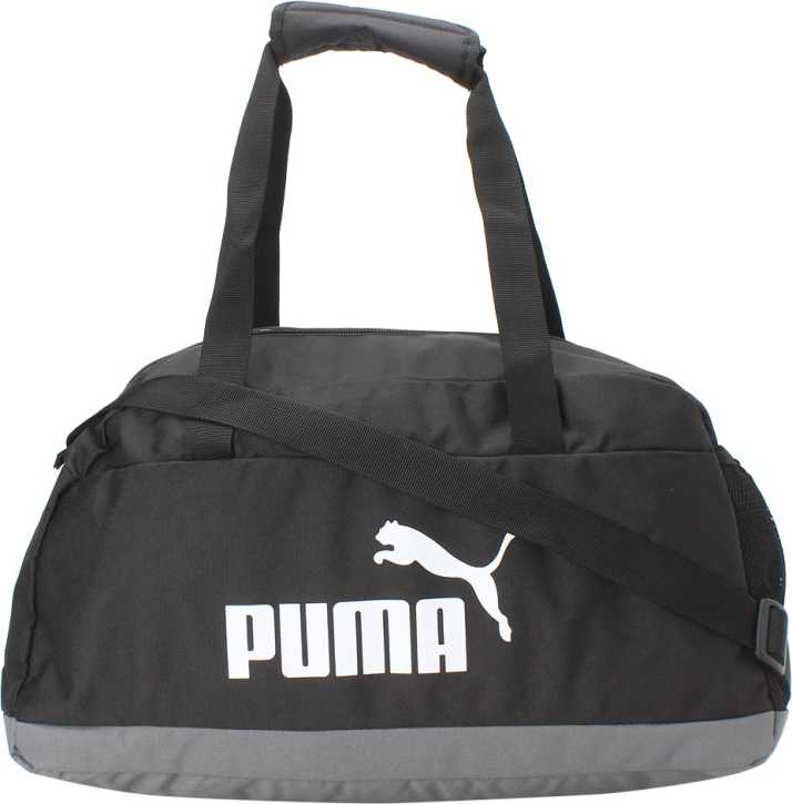 4a7ac2299f54 Puma PUMA Phase Sport Bag Gym Bag Puma Black - Price in India ...