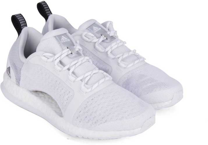 f1e7dc8c57bb5 ADIDAS PURE BOOST X TR 2 Gym And Training Shoes For Women - Buy  FTWWHT/SILVMT/CBLACK Color ADIDAS PURE BOOST X TR 2 Gym And Training Shoes  For Women Online ...