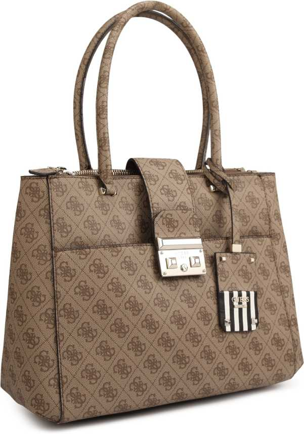 23a77c777 Buy Guess Sling Bag BROWN Online @ Best Price in India | Flipkart.com