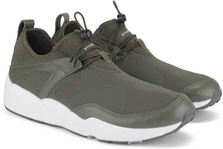63cb254bdf5364 Puma BLAZE OF GLORY NU X STAMPD Sneakers For Men - Buy Forest Night-Puma  White Color Puma BLAZE OF GLORY NU X STAMPD Sneakers For Men Online at Best  Price ...