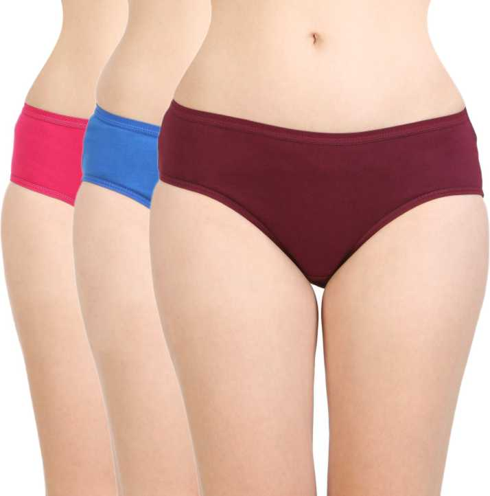0c655309b6 BodyCare Women Hipster Multicolor Panty - Buy BodyCare Women Hipster ...