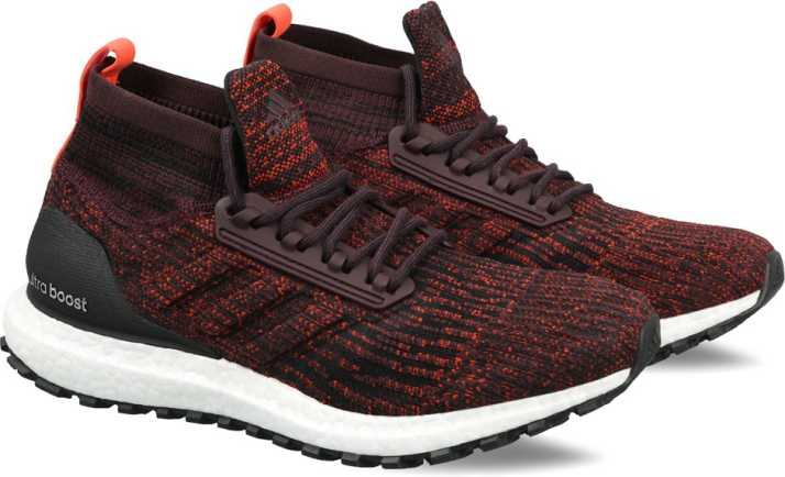 new style 80424 f4175 ADIDAS ULTRABOOST ALL TERRAIN Running Shoes For Men