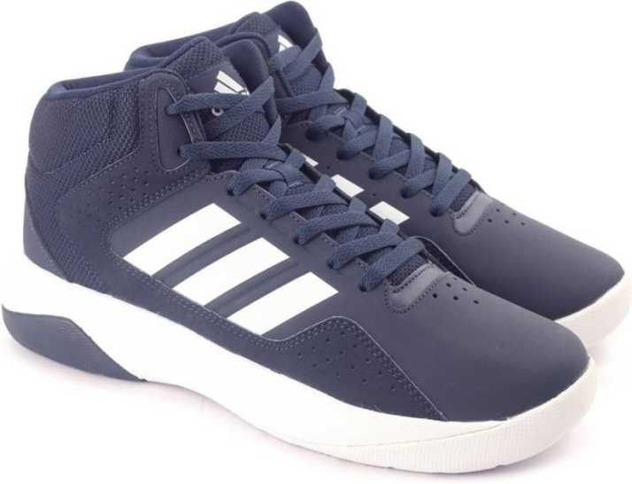 ADIDAS NEO CLOUDFOAM ILATION MID Basketball Shoes For Men - Buy ...