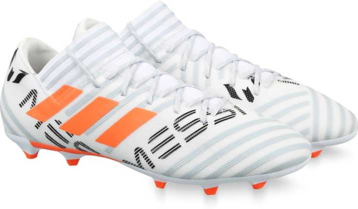 e1e127ec05e3 ADIDAS NEMEZIZ MESSI 17.3 FG Football Shoes For Men - Buy FTWWHT ...