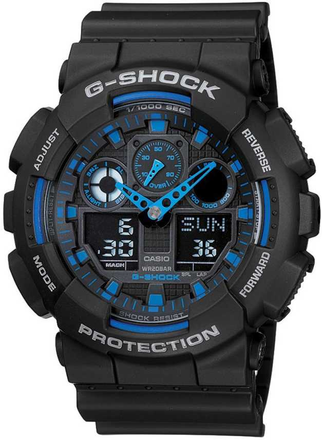 Casio G271 G Shock Analog Digital Watch For Men Buy Casio G271 G
