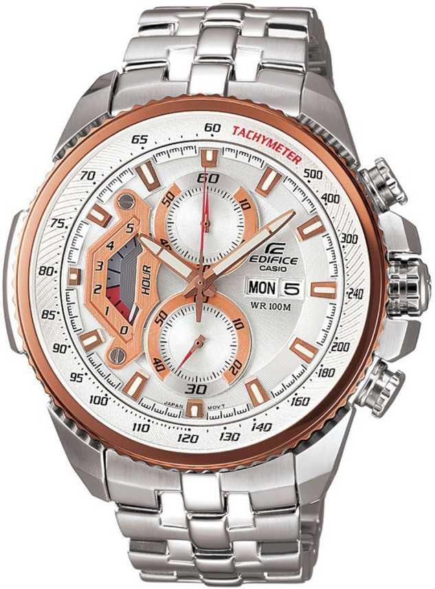 Casio EF-558D-7AVDF Edifice Watch - For Men - Buy Casio EF-558D ... bdd0e6022f
