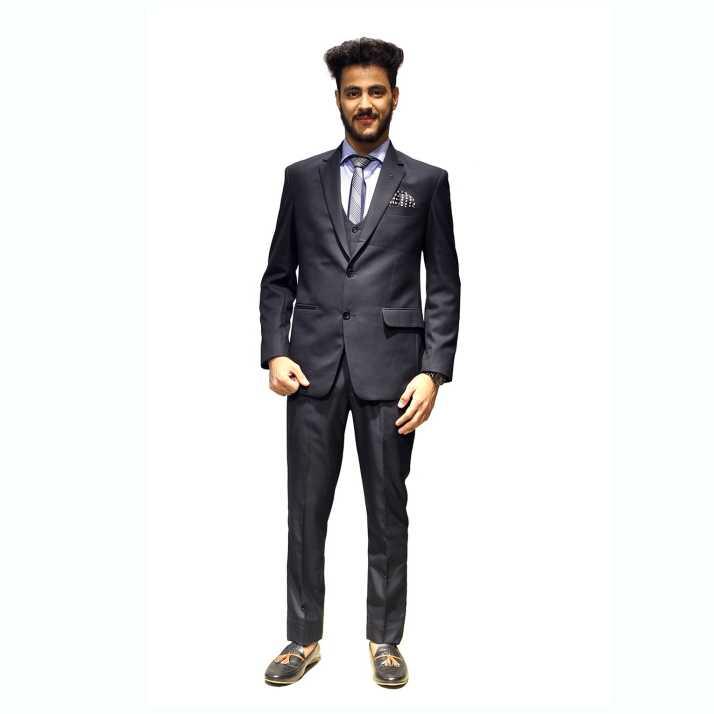 Modern Muse Coat Pant Waist Coat Solid Mens Suit Buy Modern