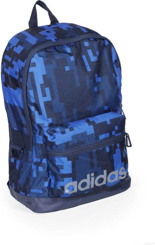 d951ab360c ADIDAS BP AOP DAILY 25 L Backpack BLUE - Price in India