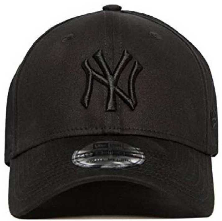 ALAMOS New York Yankees NY Stylish Black Baseball Cap For Men And Women  Free Size Cap - Buy ALAMOS New York Yankees NY Stylish Black Baseball Cap  For Men ... bc42342ec16