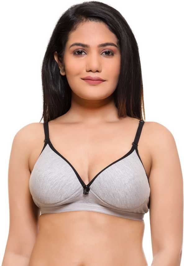 4c90a050ca4 Bailey Women Push-up Lightly Padded Bra - Buy Bailey Women Push-up Lightly  Padded Bra Online at Best Prices in India
